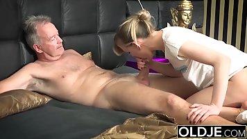 Порно старые и молодые