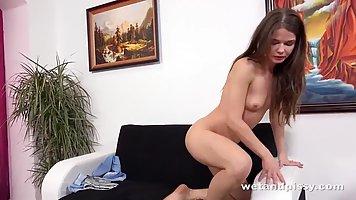 Порно девушки соло